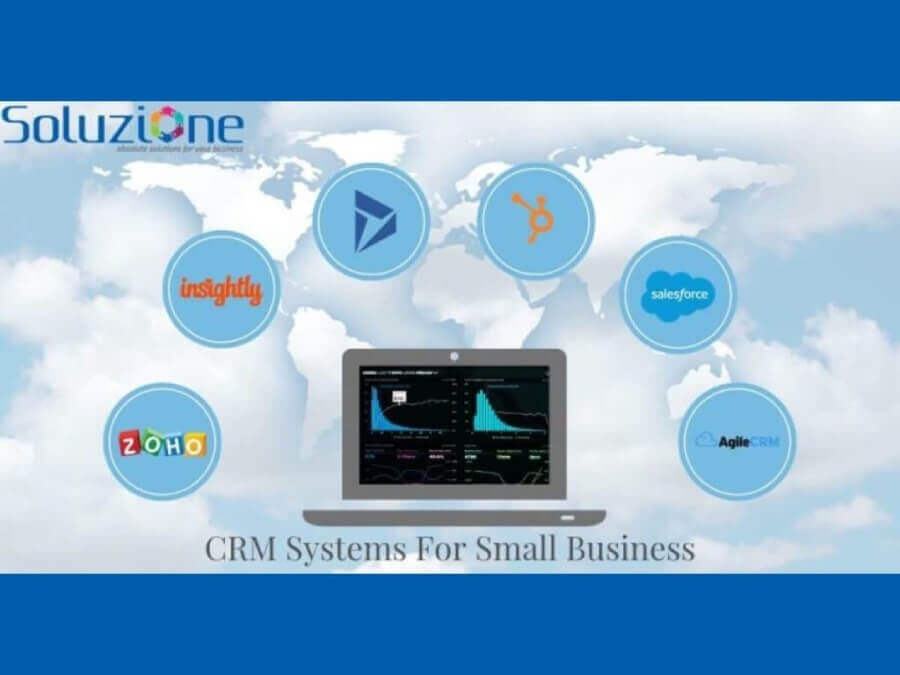 CRM-Systems For Small Business 2 in Solzit