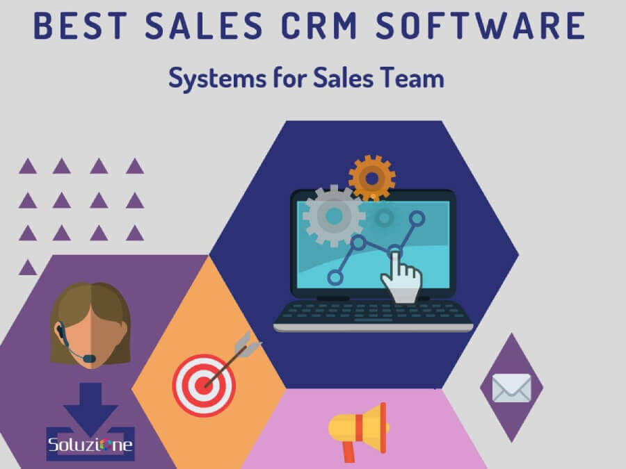 Best Sales CRM Software 1 in Soluzione