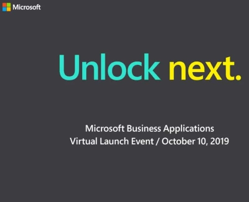 Virtual Launch Event of Microsoft Business Applications in Solzit