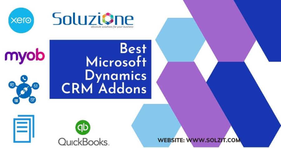 Best Microsoft Dynamics CRM Addons in Solzit