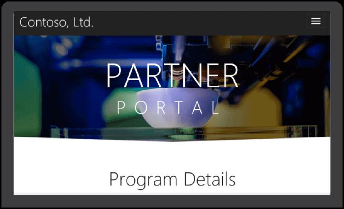 Partner Crm Portal in Solzit