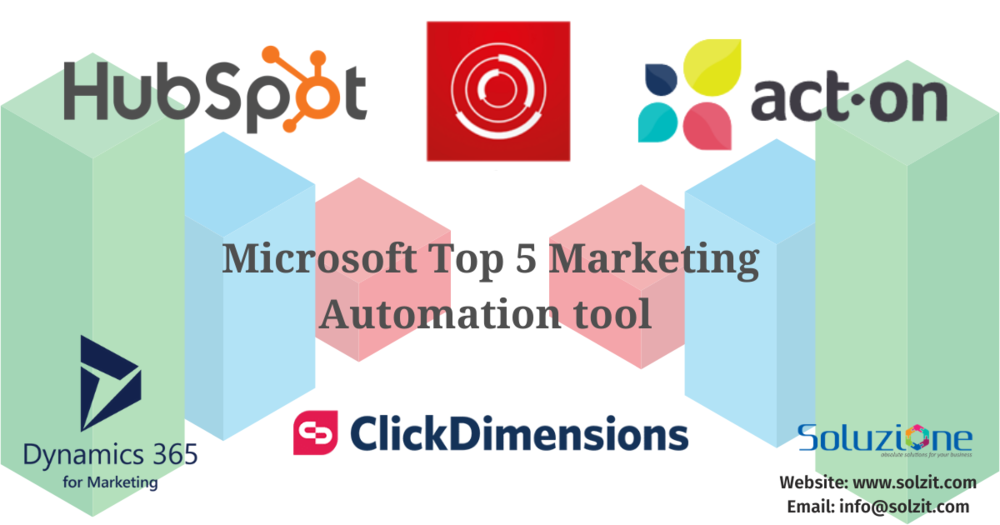 Microsoft Top 5 Marketing Automation tool