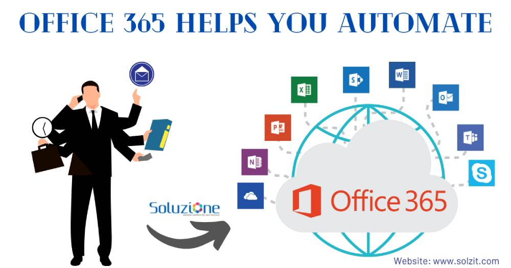 Office 365 helps you automate