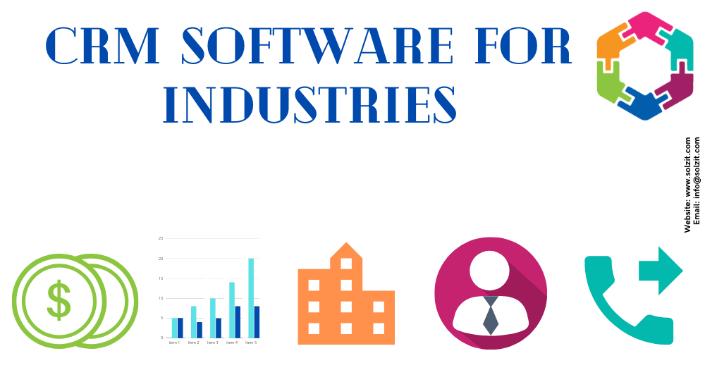 CRM software for Industries